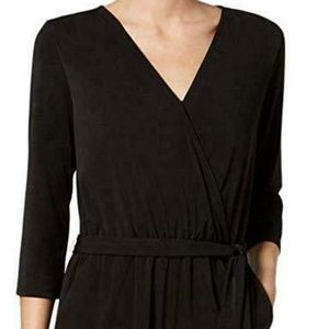 NY Collection Womens Petites Jumpsuit